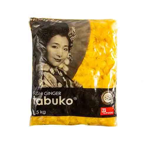 Zəncəfil turşusu Tabuko 1.5kg